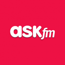 ASKfm Ask Me Anonymous Questions logo b