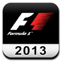 F1 2013 Timing App logo