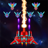 Galaxy Attack Alien Shooter logo c