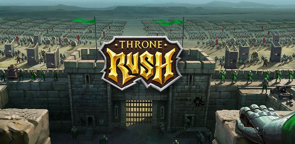 Download Throne Rush - Android Game Throne Strategy Game!