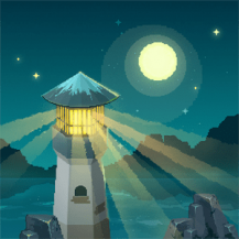 To the Moon Android Games logo b