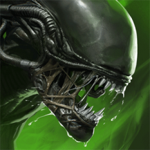 Alien Blackout Logo