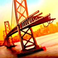 Bridge Construction Simulator Logo
