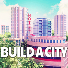 City Island 3 Building Sim Android logo b
