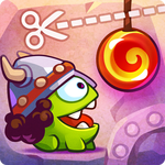 Cut the Rope Time Travel logo