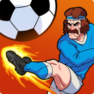 Flick Kick Football Legends Logo