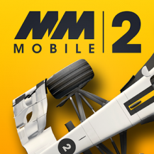 Motorsport Manager Mobile 2 Logo
