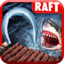 RAFT Original Survival Game Logo