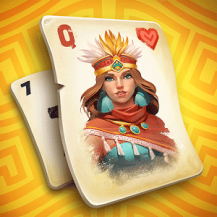 Solitaire Treasure of Time Logo