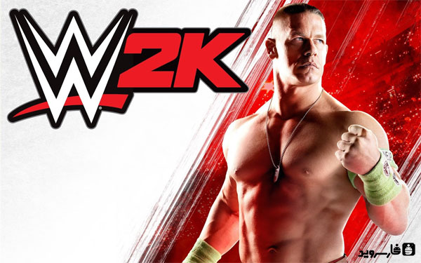Download WWE 2K - Android Data Wrestling