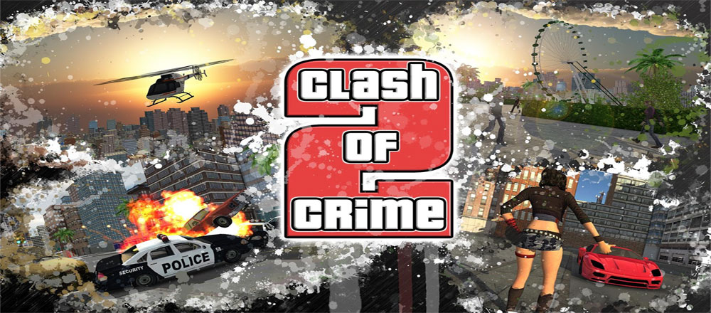 "Download Clash of Crime 2 1.0 - action game ""Dealing with criminals"" Android + mod"