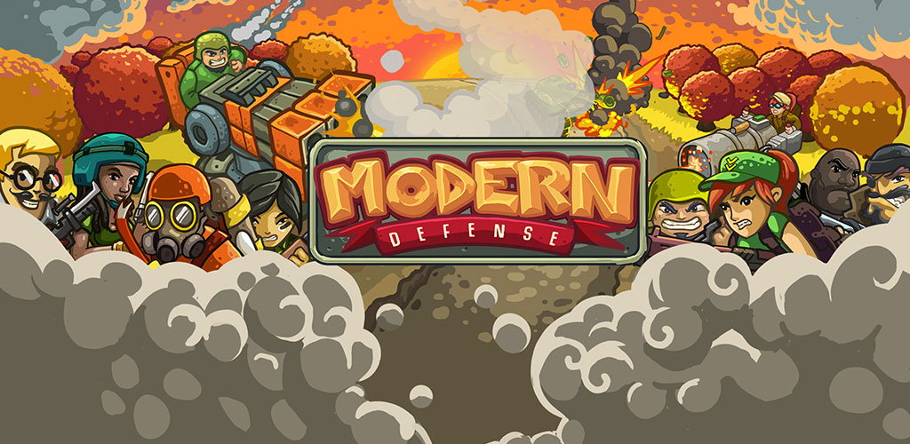 Modern Defense HD