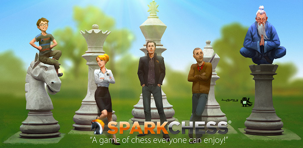 SparkChess HD Android Games