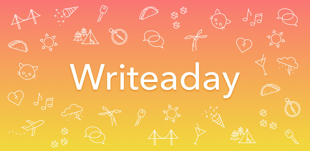 Writeaday - Journal, Diary, Timeline