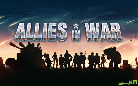 Download Allies in War - Allied war game for Android + data