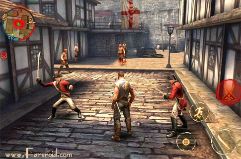 Download BackStab Android APK + DATA - DIRECT LINK