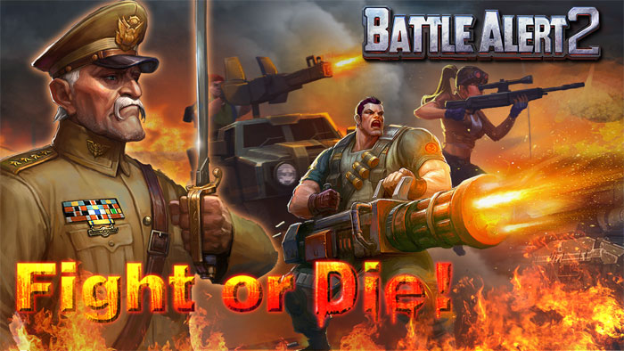 Download Battle Alert 2 3D Edition - military strategy game for Android!