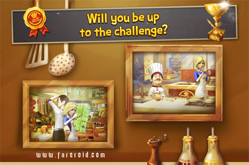 Gourmet Chef Challenge (Full) Android - a new Android game