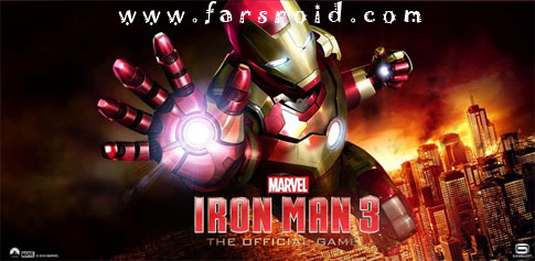 Download Iron Man 3 - Iron Man 3 game for Android + data file