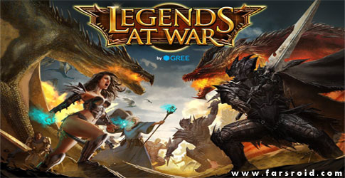 Download Legends at War - online game Legends of War Android!