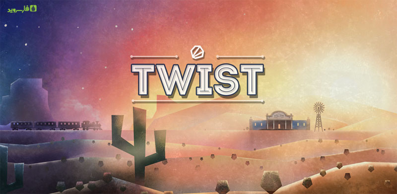 "Download Let's Twist - artistic and beautiful game ""colored items"" Android + mod"
