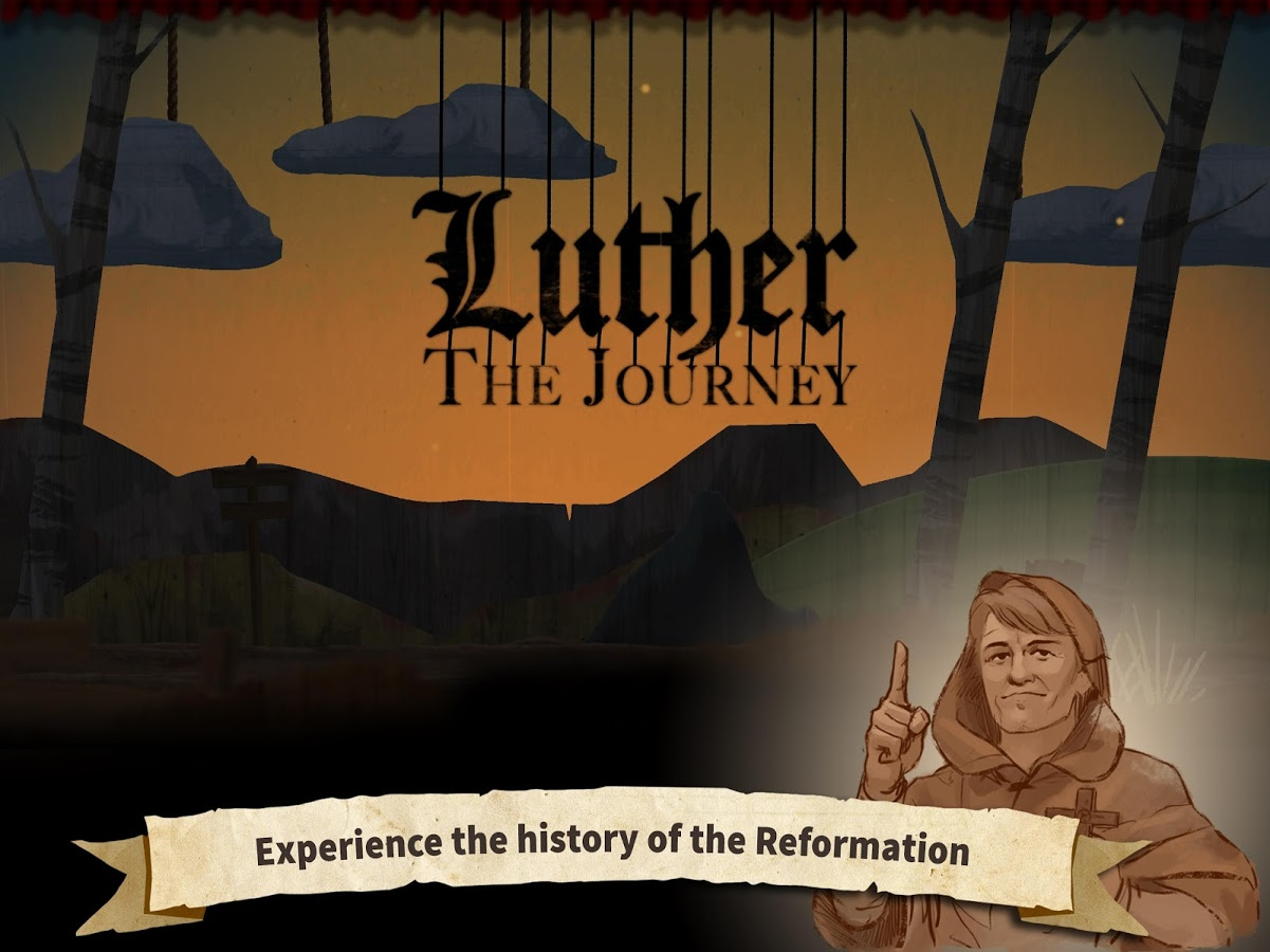 Luther - the Journey Android