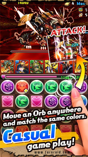 Download Puzzle & Dragons Android Apk New Game - Google Play FREE