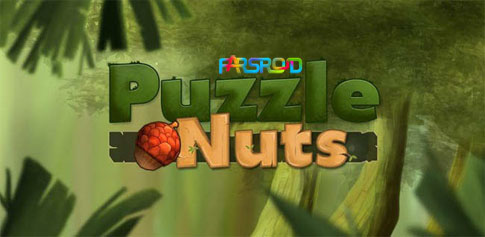 Download Puzzle Nuts HD - the most popular Android collection game