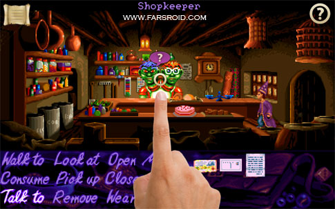 Simon The Sorcerer Android - a new Android game