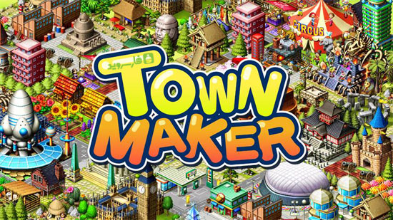 Download Town Maker - Android urban planning game online!