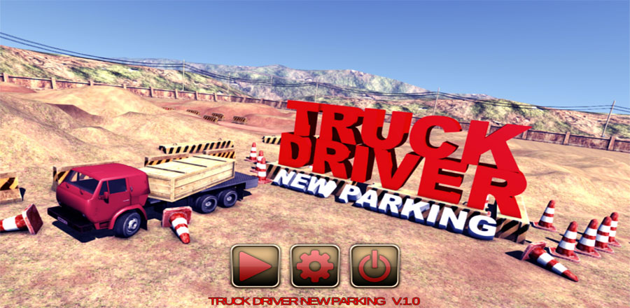 Download Truck Driver New Parking 1.02 - the new truck parking game for Android!