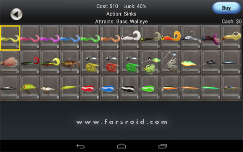 i Fishing 3 Android - iFishing 3 Android game
