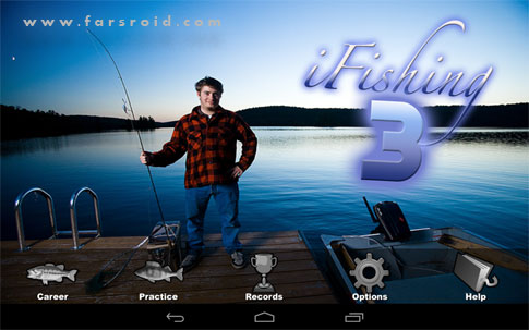 Download i Fishing 3 - the best and most real fishing game for Android