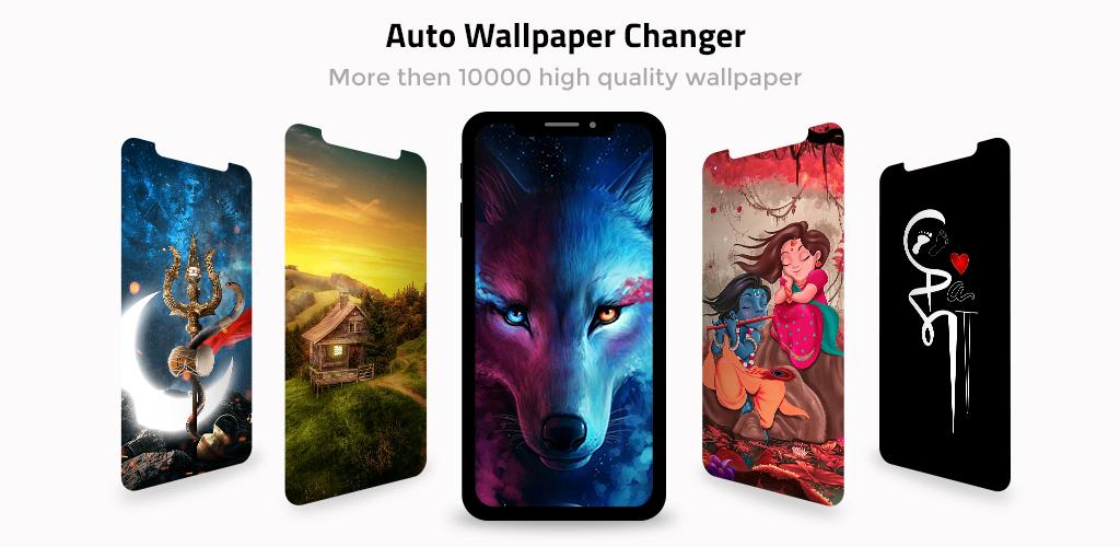 Auto Wallpaper Changer - Daily Background Changer