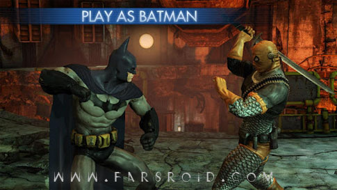 Download Batman: Arkham City Lockdown Android + Data