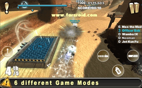 Download Cracking Sands Android APK + OBB