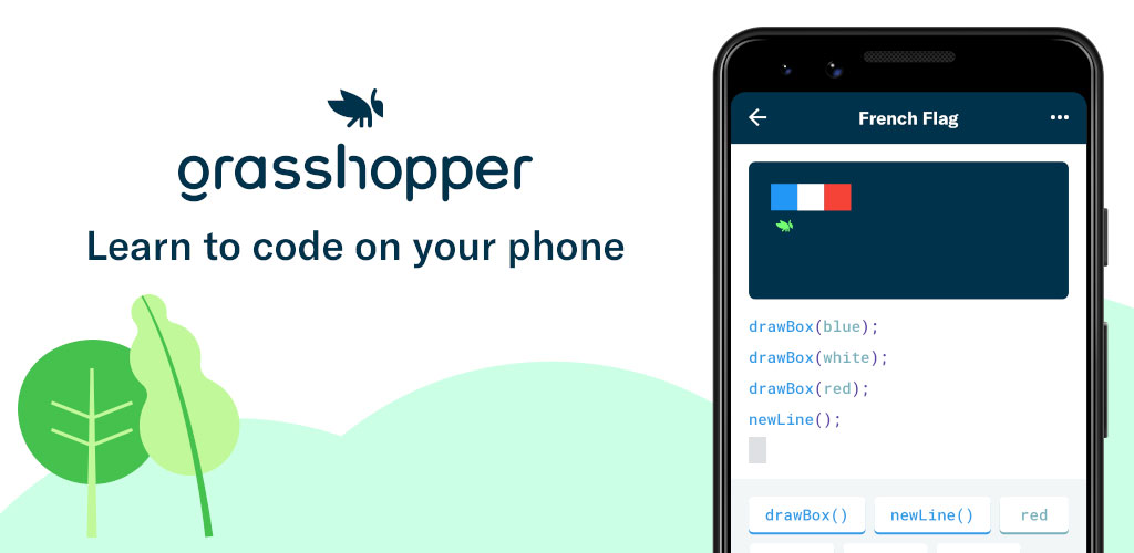 Grasshopper Learn to Code for Free