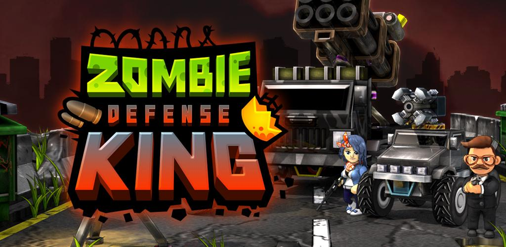Zombie Defense King