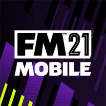 Football Manager 2021 Mobile Logo