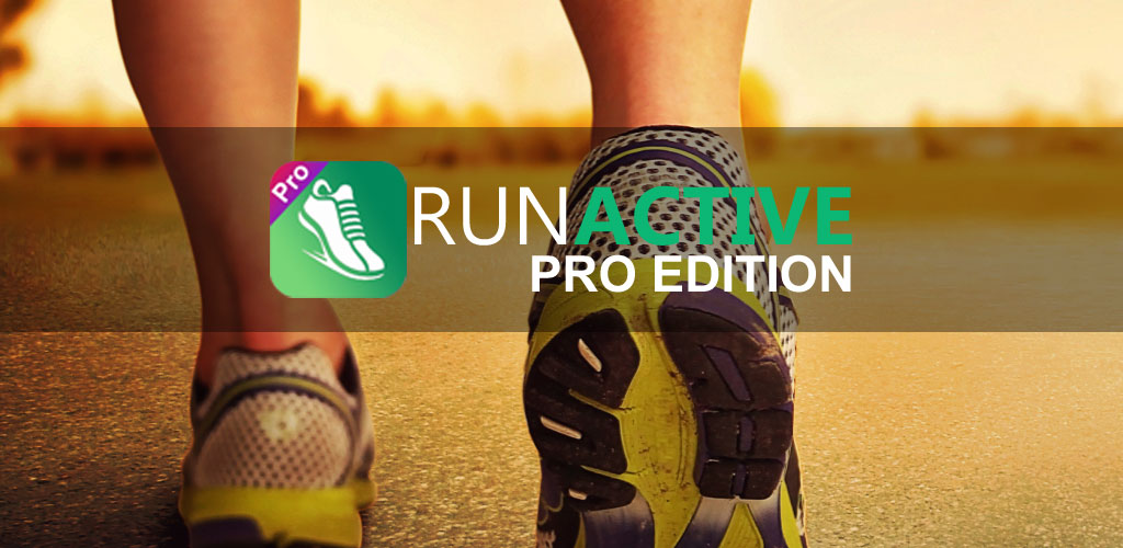 Runactive Pro - Step Counter