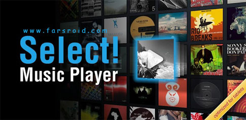 Download Select!  Music Player Pro - the beautiful music player of choice!  Android